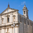 Stock Photo: Church of St. Michele Arcangelo. Castellaneta. Puglia. Italy.