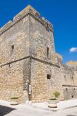 Castle of Castro. Puglia. Italy. — Stock fotografie