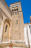 Church of St. Benedetto. Brindisi. Puglia. Italy. — Stock Photo