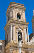 Basilica Cathedral of Brindisi. Puglia. Italy. — Stock Photo