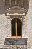 Granafei Nervegna palace. Brindisi. Puglia. Italy. — Stok fotoğraf