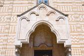 Church of St. Maria del Casale. Brindisi. Puglia. Italy. — Photo