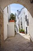 Arco Fanelli. Mottola. Puglia. Italy. — Stock Photo