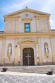 Cattedrale dell'annunziata. tursi. basilicata. italia. — Foto Stock