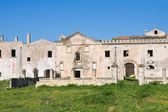 Casino del Duca. Mottola. Puglia. Italy. — Stock Photo