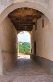 Arco Calabrese. Alberona. Puglia. Italy. — Stock Photo