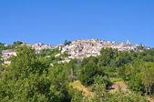 ・ アルベローナのパノラマ風景。プーリア州。イタリア. — ストック写真