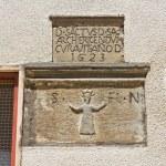 ������, ������: St Filippo Neri Oratory Roseto Valfortore Puglia Italy