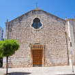 Stock Photo: Church of Carmine. Putignano. Puglia. Italy.