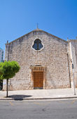 Church of Carmine. Putignano. Puglia. Italy. — Stock Photo