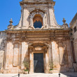 Постер, плакат: Church of St Domenico Putignano Puglia Italy