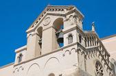 Iglesia de san francesco. manfredonia. puglia. italia. — Foto de Stock