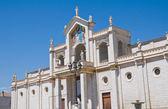 Manfredonia katedrali. puglia. i̇talya. — Stok fotoğraf