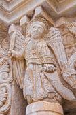 Abbey of St. Leonardo. Manfredonia. Puglia. Italy. — Stock Photo