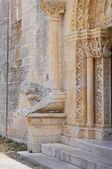 Abbazia di san leonardo. manfredonia. puglia. italia. — Foto Stock