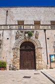 Risolo palác. specchia. puglia. itálie. — Stock fotografie
