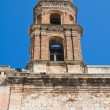 Church of SS. Cosma e Damiano. Conversano. Puglia. Italy. — Stock Photo