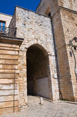 πορτα della gabella. conversano. puglia. ιταλία. — Φωτογραφία Αρχείου