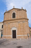 St. Maria della Pieta. Church. San Vito dei Normanni. Puglia. Italy. — Stock Photo