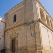 Stock Photo: Church of Immacolata. Mesagne. Puglia. Italy.