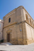 Church of Immacolata. Mesagne. Puglia. Italy. — Stock Photo