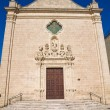Church of St. Leonardo. Manduria. Puglia. Italy. — Stock Photo