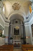 Church of Purificazione. Manduria. Puglia. Italy. — Stock Photo