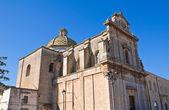 Chiesa di santa maria di costantinopoli. manduria. puglia. italia. — Foto Stock