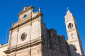 Church of St. Michele. Manduria. Puglia. Italy. — Stock Photo