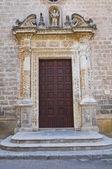 Chiesa di san giuseppe. manduria. puglia. italia. — Foto Stock
