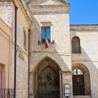 Church of St. Maria delle Grazie. Manduria. Puglia. Italy. — Stock Photo