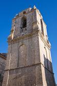 Church of St. Benedetto. Monte Sant'Angelo. Puglia. Italy. — Stockfoto