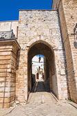 Porta della Gabella. Conversano. Puglia. Italy. — Stock Photo