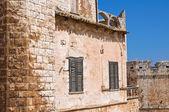 Castle of Conversano. Puglia. Italy. — Stock Photo
