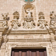 Church of St. Leonardo. Manduria. Puglia. Italy. — Stock Photo #32625081