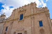 Church of SS. Rosario. Manduria. Puglia. Italy. — Stock Photo