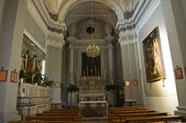 Kyrkan av purificazione. manduria. puglia. italien. — Stockfoto