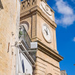 Stock Photo: Clocktower. Manduria. Puglia. Italy.