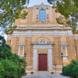 Stock Photo: Church of Annunziata. Mesagne. Puglia. Italy.
