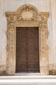 Church of St. Anna. Mesagne. Puglia. Italy. — Stock Photo