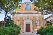 Church of Annunziata. Mesagne. Puglia. Italy. — Stock Photo