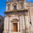 Stock Photo: Church of St. Benedetto. Manduria. Puglia. Italy.