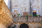 Giannuzzi дворец. мандурия. апулия. италия. — Стоковое фото