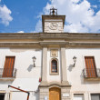 Stock Photo: Municipal library. Mesagne. Puglia. Italy.
