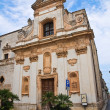 Church of St. Giovanni. San Vito dei Normanni. Puglia. Italy. — Stock Photo