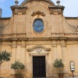 Stock Photo: St. Maridegli Angeli Church. SVito dei Normanni. Puglia.