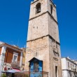 Stock Photo: Clocktower. Manfredonia. Puglia. Italy.