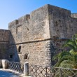 Stock Photo: Angevine-SwabiCastle. Manfredonia. Puglia. Italy.