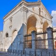 Sanctuary of Monte Sant'Angelo. Puglia. Italy. — Stock Photo
