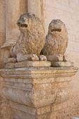 Church of St. Benedetto. Conversano. Puglia. Italy. — Stock Photo